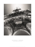 Eiffel Tower  Study 3  Paris  France  1987