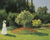 Woman in the Garden