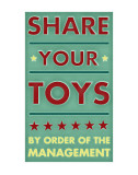 Share Your Toys