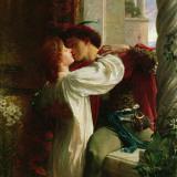 Romeo and Juliet  c1884