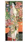 The Dancer, c.1918 Reproduction d'art par Gustav Klimt