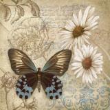 Butterfly Garden I