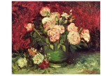 Roses and Peonies  c1886
