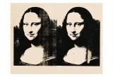 Double Mona Lisa  1963