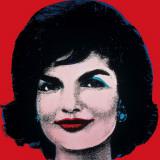 Jackie, 1964 Reproduction d'art par Andy Warhol