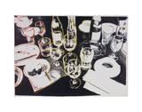 After the Party - Après la fête, 1979 Reproduction d'art par Andy Warhol