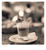 Caffe, Lucca Reproduction d'art par Alan Blaustein