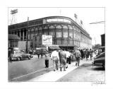 Ebbets Field  Brooklyn  New York  c1947