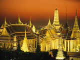 Grand Palace and Temple of the Emerald Buddha  Wat Phra Kaeo