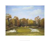 Autumn at the Country Club's Fourth Hole