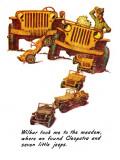 """The Wonderful Life of Wilbur the Jeep"" E  January 29 1944"