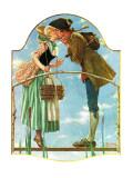 """""""Milkmaid""""  July 25 1931"""
