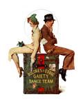 """Gaiety Dance Team""  June 12 1937"