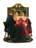 """""""Man Courting Two Sisters""""  May 4 1929"""