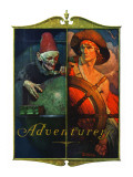 """Adventurers""  April 14 1928"