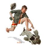 """""""Runaway Pants""""  August 9 1919"""