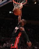 Miami Heat v New York Knicks: Dwyane Wade