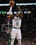 Denver Nuggets v Boston Celtics: Rajon Rondo