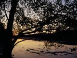 Sunset at Hematite Lake