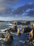 Rugged Sea Stacks of the Isle of Lewis