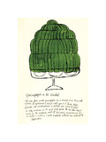 Wild Raspberries, c.1959 (green) Giclée par Andy Warhol