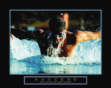 Success: Swimmer