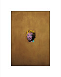 Gold Marilyn Monroe  1962