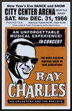Ray Charles at the City Center Arena  Seattle  1966