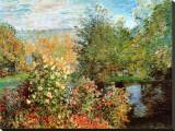 Stiller Winkel im Garten von Montgeron