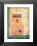 Arabian Song, 1932 Reproduction laminée et encadrée par Paul Klee
