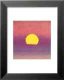 Sunset  c1972 40/40 (lavender)