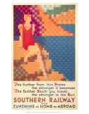 Southern Railway for Sunshine at Home Or Abroad
