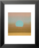 Sunset  c1972 40/40 (gold  blue)