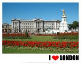 Buckingham Palace  I Love London