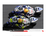 Valentino Rossi  Side by Side