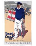 East Coast Types Cheeky Sailor