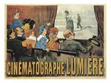 """Poster Advertising the Showing of """"El Regador Regado"""" (1895-1896)"""