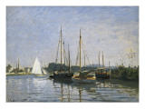 Pleasure Boats  Argenteuil
