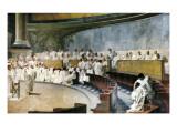Cicero Denouncing Catiline