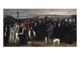 Burial at Ornans (Un Enterrement a Ornans)