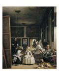Las Meninas (The Maids of Honour or the Family of Philip IV)