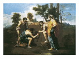 Arcadian Shepherds (Et in Arcadia Ego)