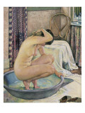 Nude in the Bath