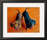 Double Dachsies