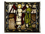 Amor and Alcestis  Morris and Co Panel from the 'Legend of Good Wimmen' by Geoffrey Chaucer  1864