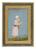 A Muslim Religious Figure  from the Small Clive Album
