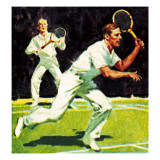 King George Vi Played in the Men's Doubles at Wimbledon in 1926