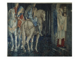 The Failure of Sir Gawain and Sir Ewain to Achieve the Holy Grail  1893-95