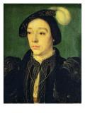 Portrait of Charles  Duke of Angouleme  C1536