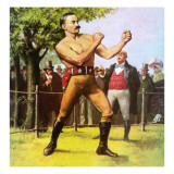 King of the Bare-Knuckle Boxers: John L Sullivan